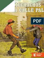 Los Muchachos de La Calle Pal - Ferenc Molnar