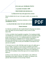 Le Printemps Des Regraga, Intro, par Albdelkader MANA