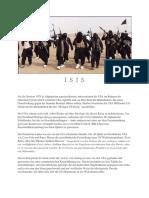 ISIS - Islamischer Staat