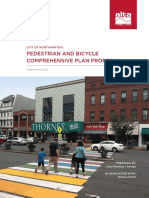 Alta Northampton Pedestrian and Bicycle Comprehensive Plan Proposal