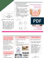 Leaflet Breast Care Ibu Menyusui