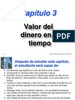 Capitulo 03Valor Dinero
