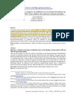 Houve redução do impacto da indústria na economia brasileira no período 1996-2009? Uma análise das matrizes insumo-produto