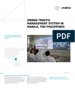 Urban Traffic Management System