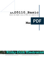 LCD5110 Basic