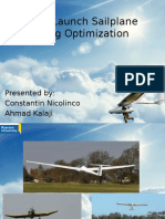 Sailplane Wing Optimization