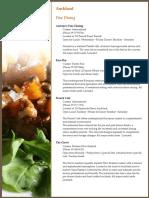 New Zealand Restaurant Guide