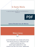 Cantigas de Santa Maria - História Ibérica