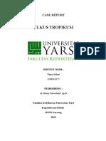 Ulkus Tropikum Case Report