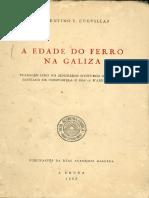 A Edade de Ferro na Galiza. Florentino López Cuevillas .PDF
