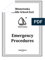 mme emergency procedures 2014-2015