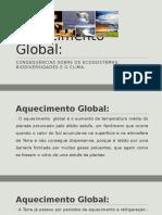 Aquecimento Global.