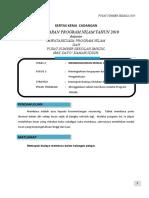Kertas Kerja Pelancaran Program Nilam 2010