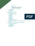 Direito Internacional Público - Edital - Agu