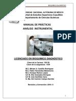 Manual de Practicasa. Instrumental Bqd 2016