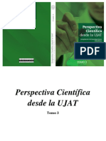Perspectiva Cientifica Desde La UJAT-III