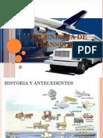 1. Introducción y Conceptos Básicos. Transporte