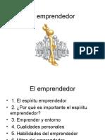 UT 1 El Emprendedor.ppt