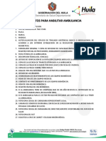 REQUISITOS_AMBULANCIAS
