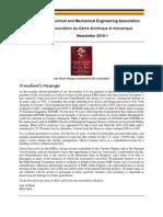 Newsletter 2010 1