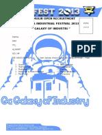 Form Oprec Infest 2013
