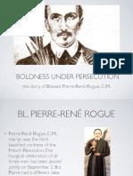 Life of Bl. Pierre-René Rogue, C.M.