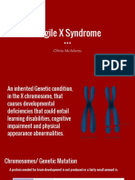 copy of fragile x syndrome
