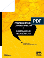 Paradigmas Do Conhecimento e Ab - Unisinos(1)