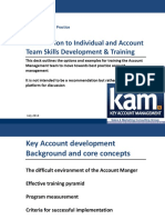 KAM Introduction to Individual and Account