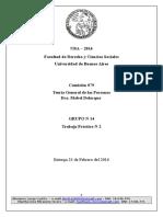 Trabajo Practico n 2 - Grupo 14 - Dra Delacqua - Jorge Leotta y Martha Miravete Cicero