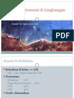 AS2105 - Astronomi Dan Lingkungan