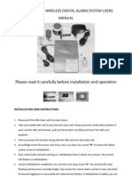 GSM AST-818-4 User Manual En