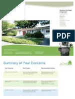 Acme Audit Report