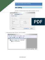 Cicon Simulator User Manual