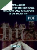 Resolucion CREG-071 de 1999 Actualizada