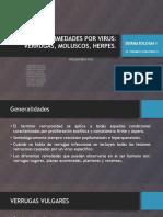 Enfermedades Por Virus (dermatología)