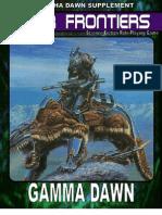Star Frontiers - Gamma Dawn