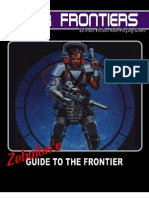 Star Frontiers - Zebulon's Guide to the Frontier