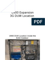 U900 Expansion 3G Duw Location