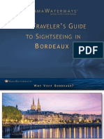 The Traveler's Guide to Sightseeing in Bordeaux