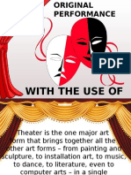 Theater Companies