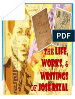 Introduction on Life, Works and Writings of Rizal