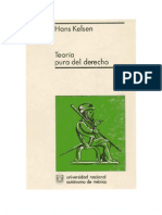 Hans Kelsen - Teoria Pura Del Derecho