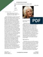 Confidential US profiles of Icelandic politicians