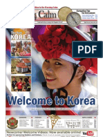 Morning Calm Welcome Guide - IMCOM-Korea