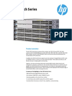 HP Switch Series