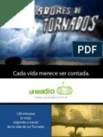 Carpeta Cazadores de Tornados