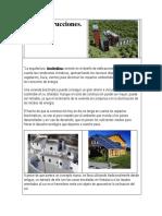 Bio Construcciones -Articulo