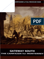 Gateway South, The Campaign for Monterrey