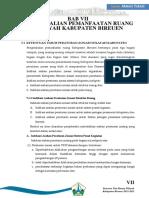 BAB VII PENGENDALIAN PEMANFAATAN RUANG.pdf